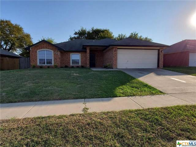704 Atlas Avenue, Killeen, TX 76542 (MLS #424401) :: The Real Estate Home Team
