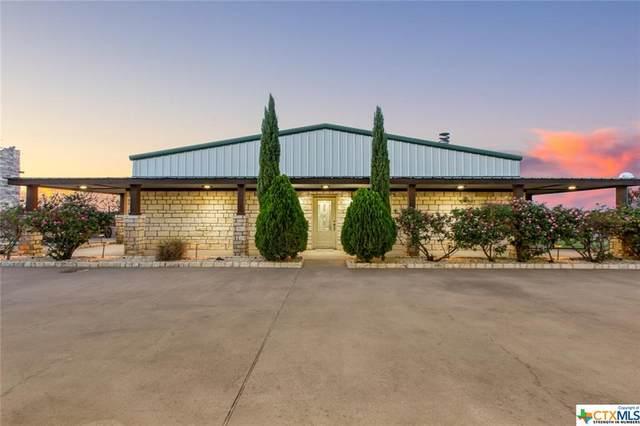 2820 Talbert Ranch Road, China Spring, TX 76633 (MLS #424452) :: RE/MAX Family