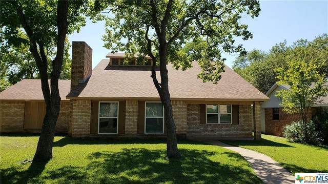 2101 Stagecoach Trail, Temple, TX 76502 (MLS #424455) :: The Zaplac Group