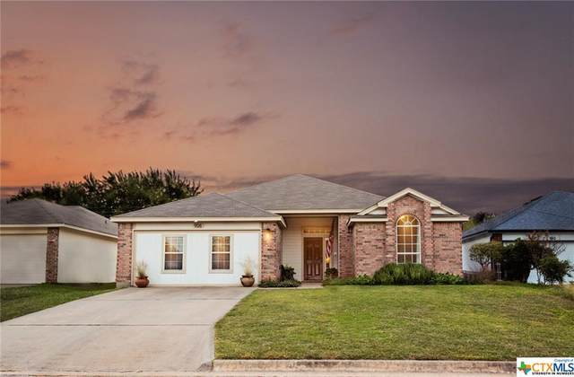 906 Silver Stone Drive, Temple, TX 76502 (MLS #424475) :: RE/MAX Family