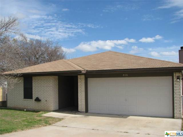 806 N 5th Street, Copperas Cove, TX 76522 (MLS #424509) :: Brautigan Realty