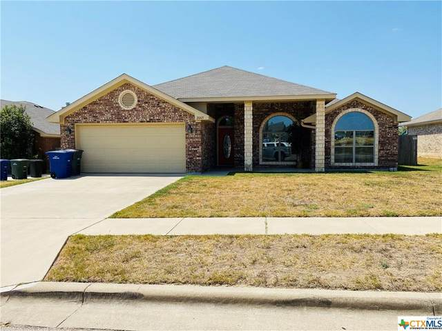 2003 Lindsey Drive, Copperas Cove, TX 76522 (MLS #424525) :: Brautigan Realty