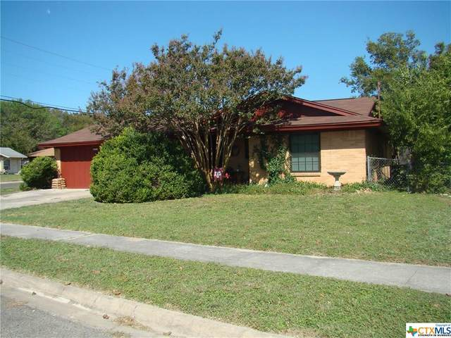 901 Holly Street, Copperas Cove, TX 76522 (MLS #424545) :: Brautigan Realty