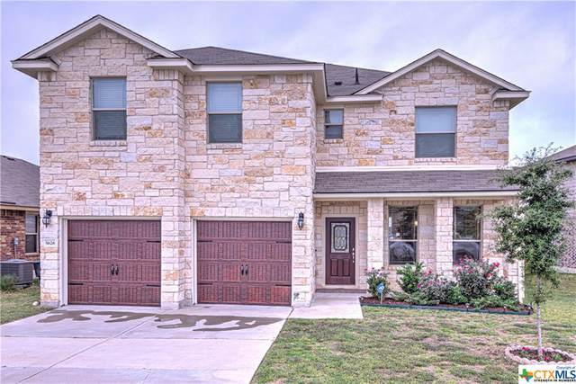 5626 Stonehaven Drive, Temple, TX 76502 (MLS #424547) :: RE/MAX Family