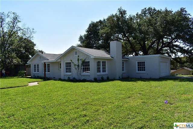 604 S Spring Street, Lampasas, TX 76550 (MLS #424559) :: RE/MAX Family