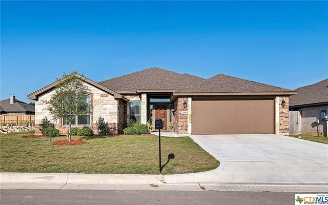 704 Holstein Drive, Belton, TX 76513 (MLS #424575) :: Brautigan Realty