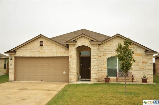 304 Capistrano Drive, San Marcos, TX 78666 (MLS #424632) :: RE/MAX Family