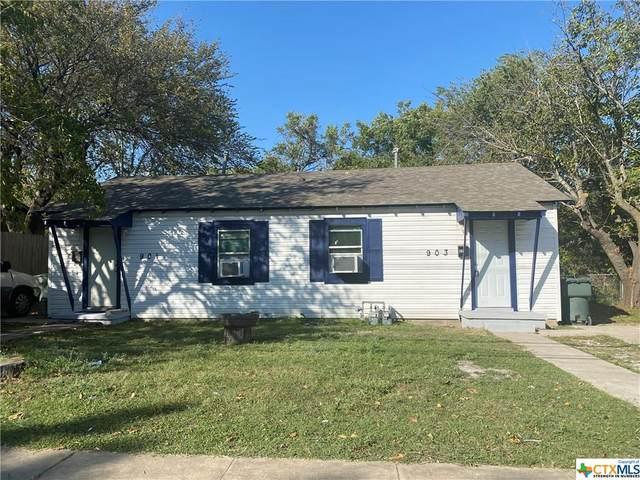 903 Terrace Drive, Killeen, TX 76541 (MLS #424635) :: The Myles Group
