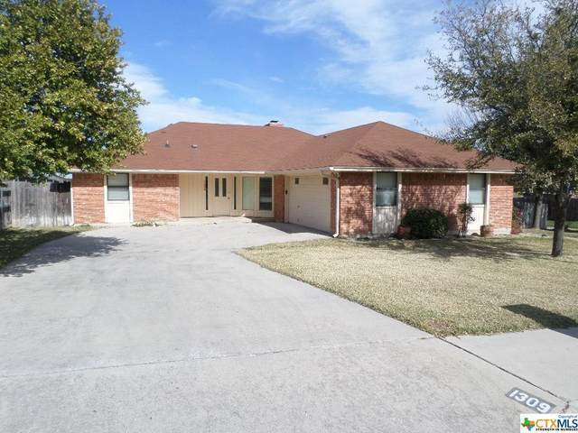 1309 Hawk, Copperas Cove, TX 76522 (MLS #424668) :: Brautigan Realty