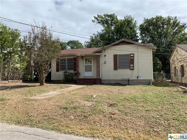 607 N 20th Street, Temple, TX 76501 (MLS #424693) :: Brautigan Realty