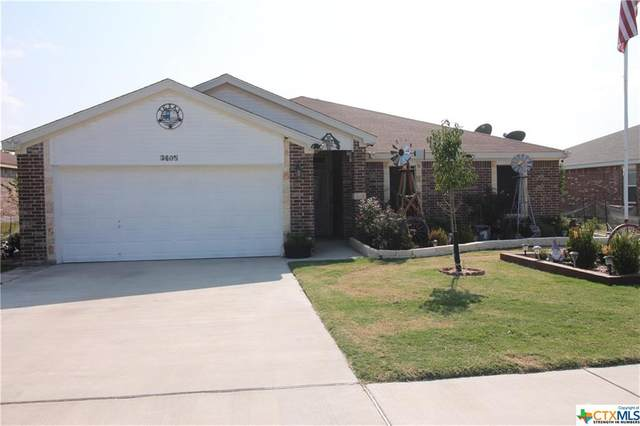 3405 Plateau Street, Copperas Cove, TX 76522 (MLS #424695) :: Brautigan Realty