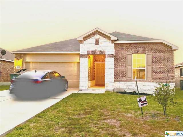 5616 Stanford Drive, Temple, TX 76502 (MLS #424698) :: The Real Estate Home Team