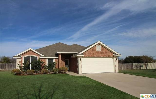 1409 Saxon Circle, Harker Heights, TX 76548 (MLS #424702) :: The Real Estate Home Team