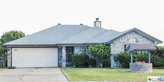 3814 Oak Valley Drive, Killeen, TX 76542 (MLS #424753) :: The Myles Group