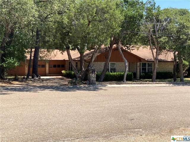 11 Morgans Point Boulevard, Belton, TX 76513 (MLS #424757) :: The Myles Group