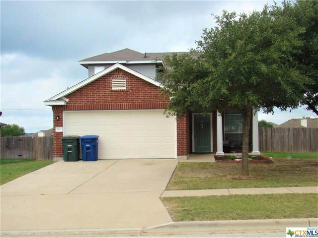 2207 Isabelle Drive, Copperas Cove, TX 76522 (MLS #424774) :: Brautigan Realty