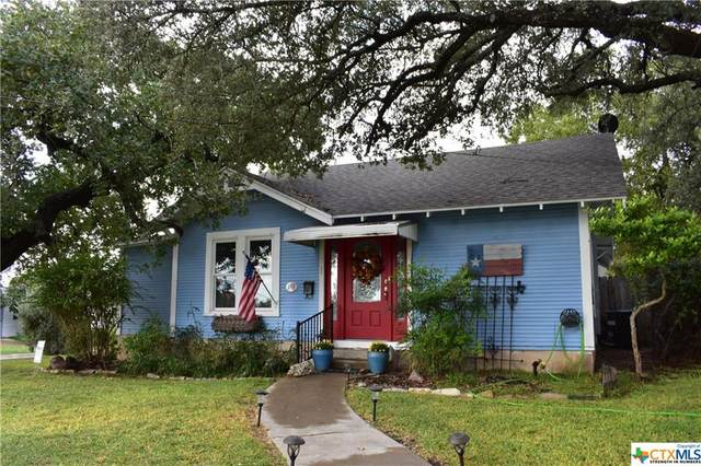 508 S Arnold Street, Lampasas, TX 76550 (#424800) :: Realty Executives - Town & Country