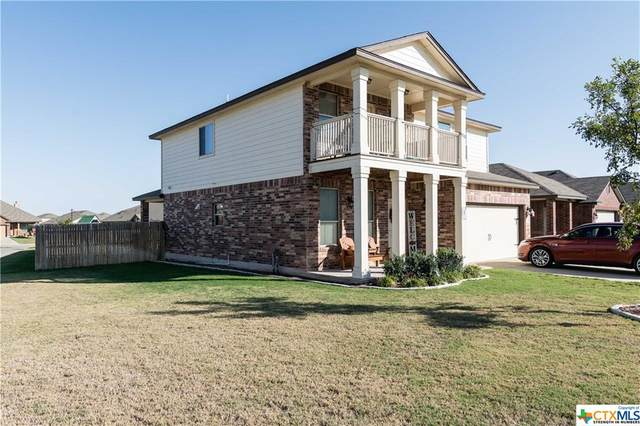 1419 Emerald Gate Drive, Temple, TX 76502 (MLS #424802) :: The Myles Group