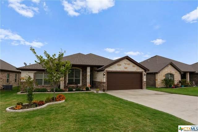 2117 Briar Hollow Drive, Temple, TX 76502 (MLS #424813) :: Brautigan Realty