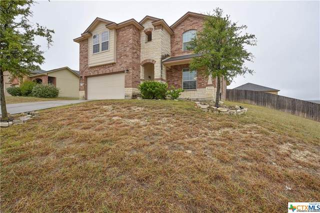 1802 Terry Drive, Copperas Cove, TX 76522 (MLS #424828) :: RE/MAX Family
