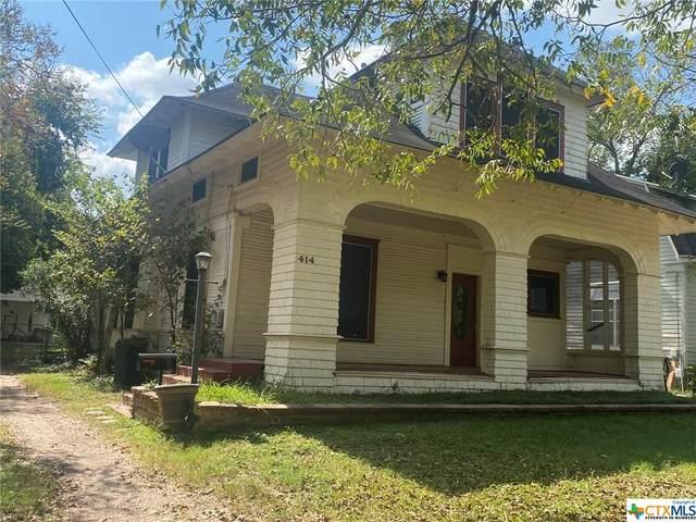 414 E Hugo Street, Yoakum, TX 77995 (MLS #424864) :: RE/MAX Land & Homes