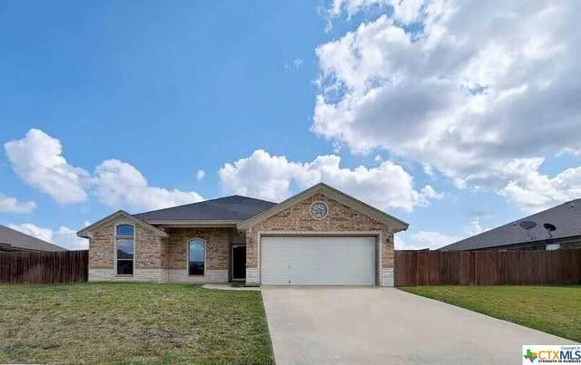 4502 Chelsea Drive, Killeen, TX 76549 (MLS #424868) :: Brautigan Realty