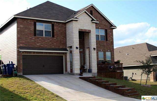 1241 Jester Court, Copperas Cove, TX 76522 (MLS #424873) :: Brautigan Realty