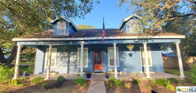 347 Davis Avenue, Goliad, TX 77963 (#424896) :: First Texas Brokerage Company