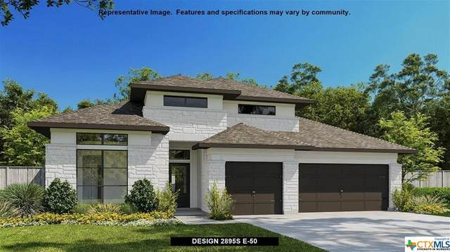 468 Tobacco Pass, New Braunfels, TX 78132 (MLS #424911) :: The Real Estate Home Team