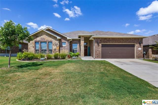 5616 Markham Drive, Temple, TX 76502 (MLS #424920) :: The Zaplac Group