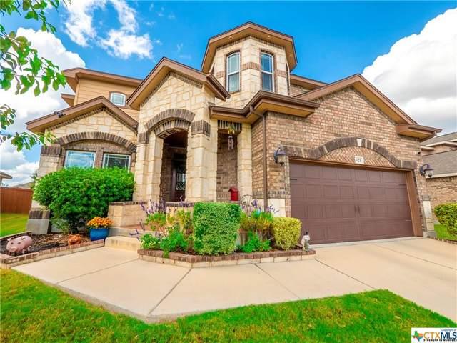 921 Easton Drive, San Marcos, TX 78666 (#424921) :: Realty Executives - Town & Country