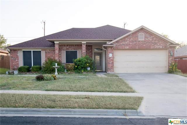 4802 Shumard Drive, Killeen, TX 76542 (MLS #424932) :: Brautigan Realty