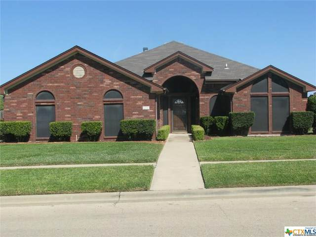 4709 Vahrenkamp Drive, Killeen, TX 76549 (MLS #424962) :: Vista Real Estate