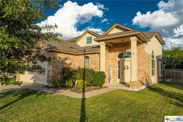 1409 Starlight Drive, Temple, TX 76502 (#424974) :: 12 Points Group