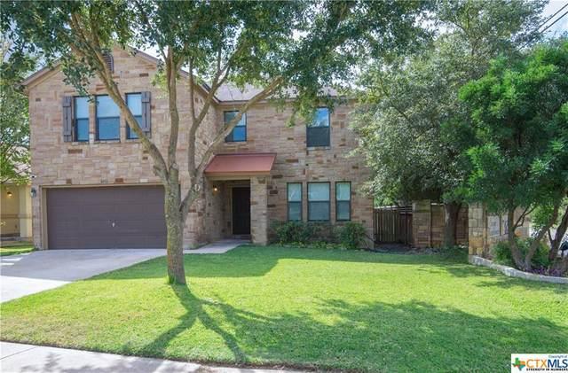 8733 Sage Meadow Drive, Temple, TX 76502 (MLS #424987) :: Brautigan Realty