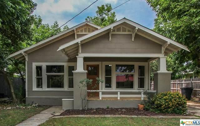 578 S Castell Avenue, New Braunfels, TX 78130 (MLS #424996) :: Brautigan Realty