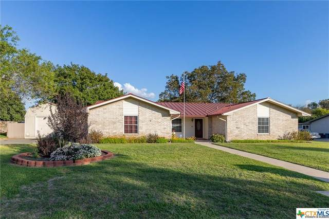 209 Evergreen Drive, Harker Heights, TX 76548 (#425005) :: Realty Executives - Town & Country
