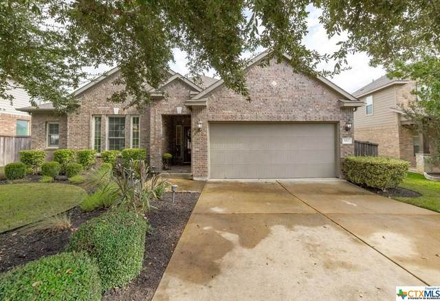 1911 Colony Glen Lane, Georgetown, TX 78626 (MLS #425014) :: The Zaplac Group
