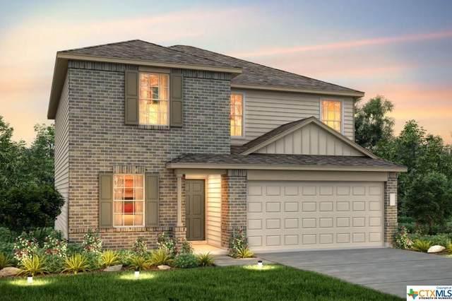 105 Clarence Drive, Jarrell, TX 76537 (MLS #425017) :: Brautigan Realty