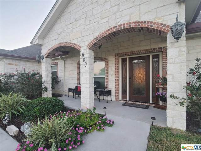 480 Perdido Pointe Circle, Victoria, TX 77905 (MLS #425054) :: RE/MAX Family