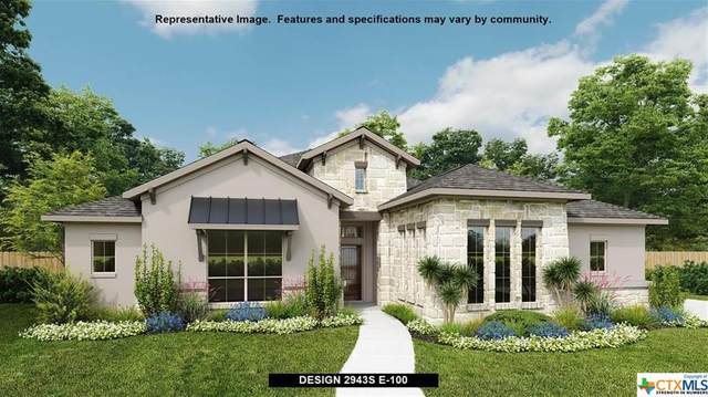 2242 Meritage, New Braunfels, TX 78132 (#425056) :: First Texas Brokerage Company