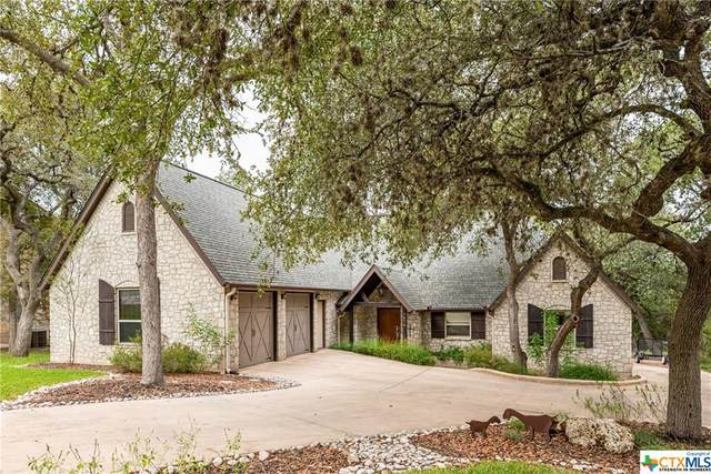 1078 Canyon Drive, New Braunfels, TX 78130 (MLS #425068) :: Carter Fine Homes - Keller Williams Heritage