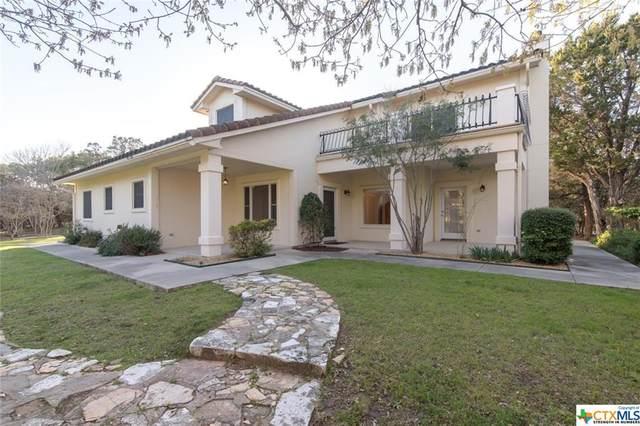 8400 Mountain Drive, Salado, TX 76571 (MLS #425077) :: The Zaplac Group