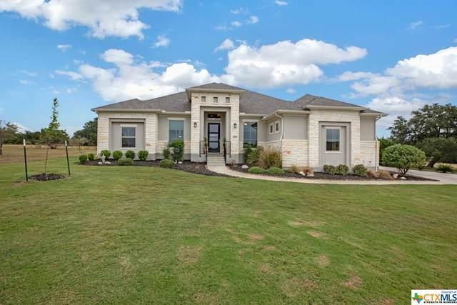 1025 Stradina, New Braunfels, TX 78132 (MLS #425093) :: Brautigan Realty