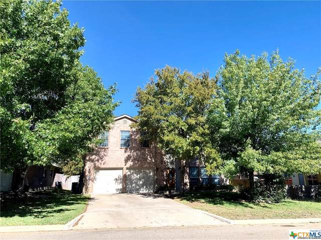 3020 Sun Dance Drive, Harker Heights, TX 76548 (#425170) :: First Texas Brokerage Company