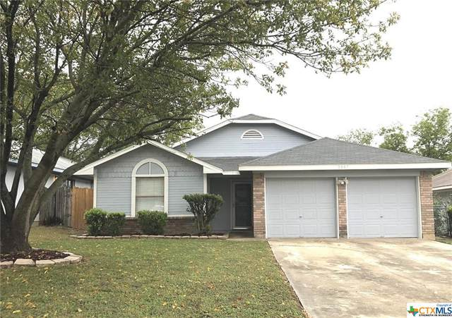2007 Cascade Drive, Killeen, TX 76549 (MLS #425172) :: RE/MAX Family
