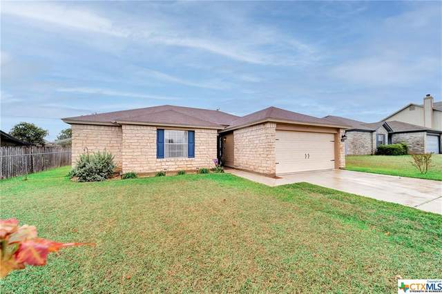 4912 Parkwood Drive, Killeen, TX 76542 (#425179) :: First Texas Brokerage Company