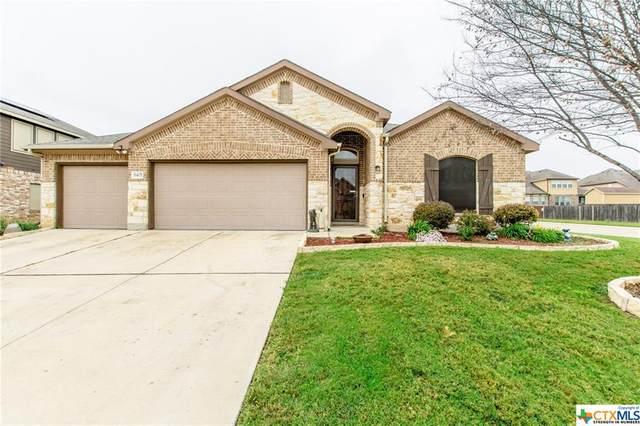6401 Serpentine Drive, Killeen, TX 76542 (MLS #425193) :: Kopecky Group at RE/MAX Land & Homes