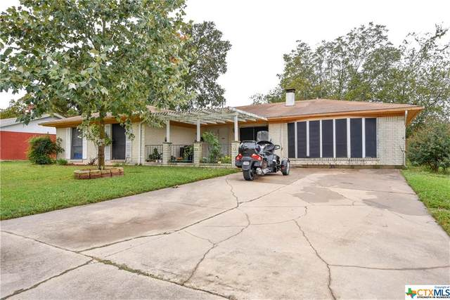 610 Creek Street, Copperas Cove, TX 76522 (MLS #425208) :: RE/MAX Family