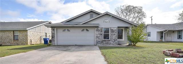 210 Robertstown Road, Copperas Cove, TX 76522 (MLS #425276) :: The Myles Group